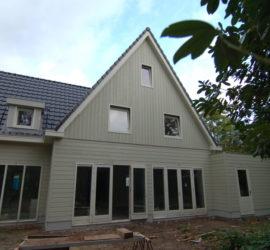 houten woning 1