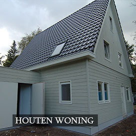Olympa Houtbouw Home - Houten woning 2