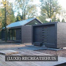 Olympa Houtbouw Home - Recreatiehuis