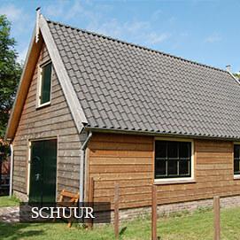 Olympa Houtbouw Home - Schuur