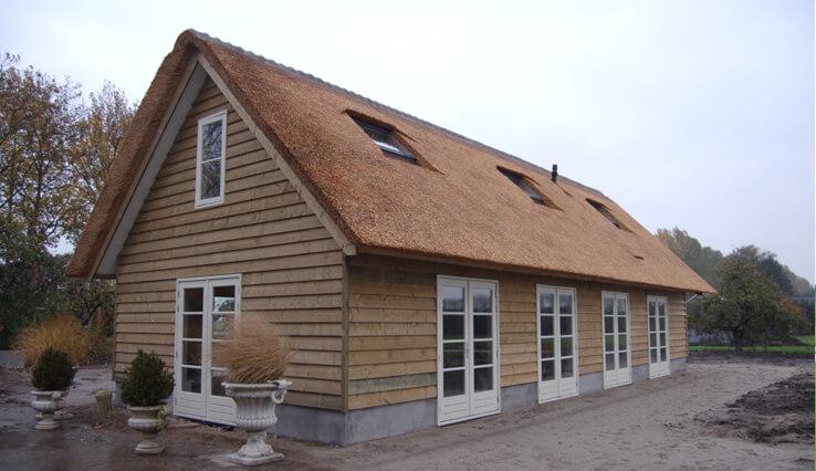 Olympa Houtbouw - Voorbeelden houten schuur 5