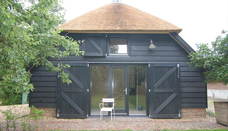 Olympa Houtbouw - Voorbeelden houten woning 2