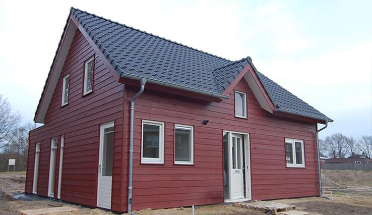 Olympa Houtbouw - Voorbeelden houten woning 3