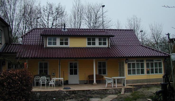 Olympa Houtbouw - Voorbeelden houten woning 5